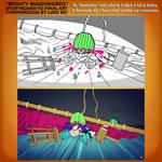 Mighty MagiSwords Storyboards - Sledge-O-Vambre