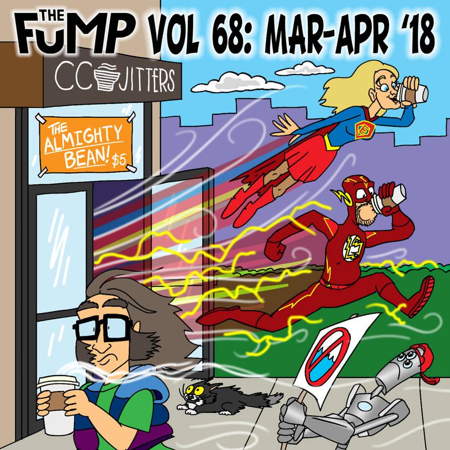 The FuMP Volume 68 cover by artbylukeski