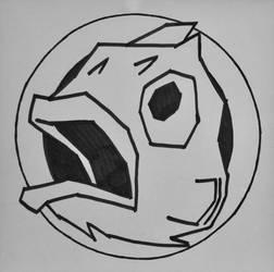 Fish Headz - logo by artbylukeski