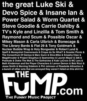 FuMP Helvetica Bold Ampersand T-Shirt