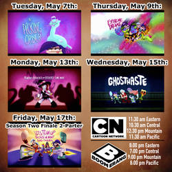 Mighty MagiSwords Season 2 Part 2 starts May 6th by artbylukeski
