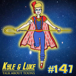 Kyle and Luke Talk About Toons Ep 147 art by artbylukeski