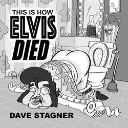 THIS IS HOW ELVIS DIED - EP cover