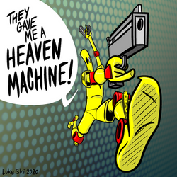 Scud The Disposable Assassin - Heaven Machine