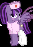 Nurse Prosey by ForTheLuvOfApplejack