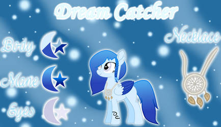 Dream Catcher Reference Sheet