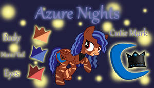 Azure Nights Reference Sheet