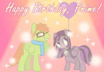 Happy Birthday, Prime!