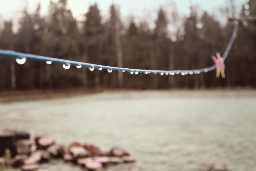 rain drops by Astrazzz