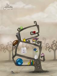 Tree by al-roo7