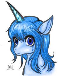 Unicorns! by mossymoth