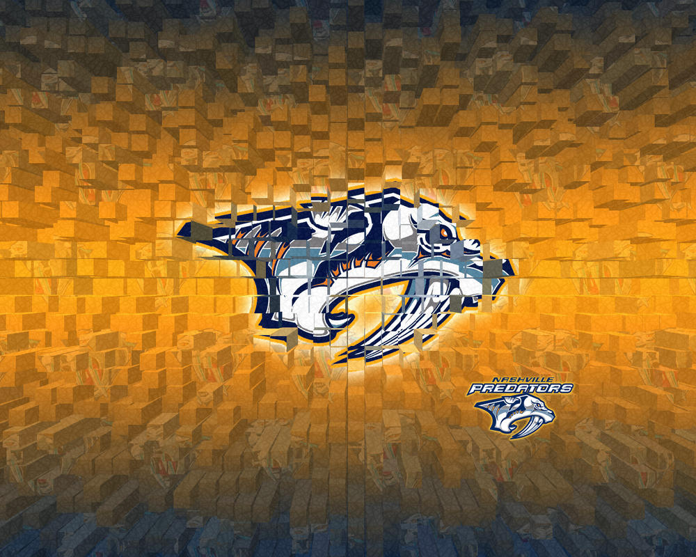 Nashville Predators By AladineSalame
