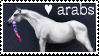 heart arabs STAMP by shilohs