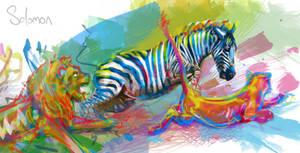 Speed Painting 30 Mins