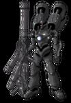 Coatlicue robotic unit