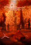 Cielo Cremisi - Book Cover