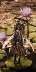 Dark Fairy by eventorizon