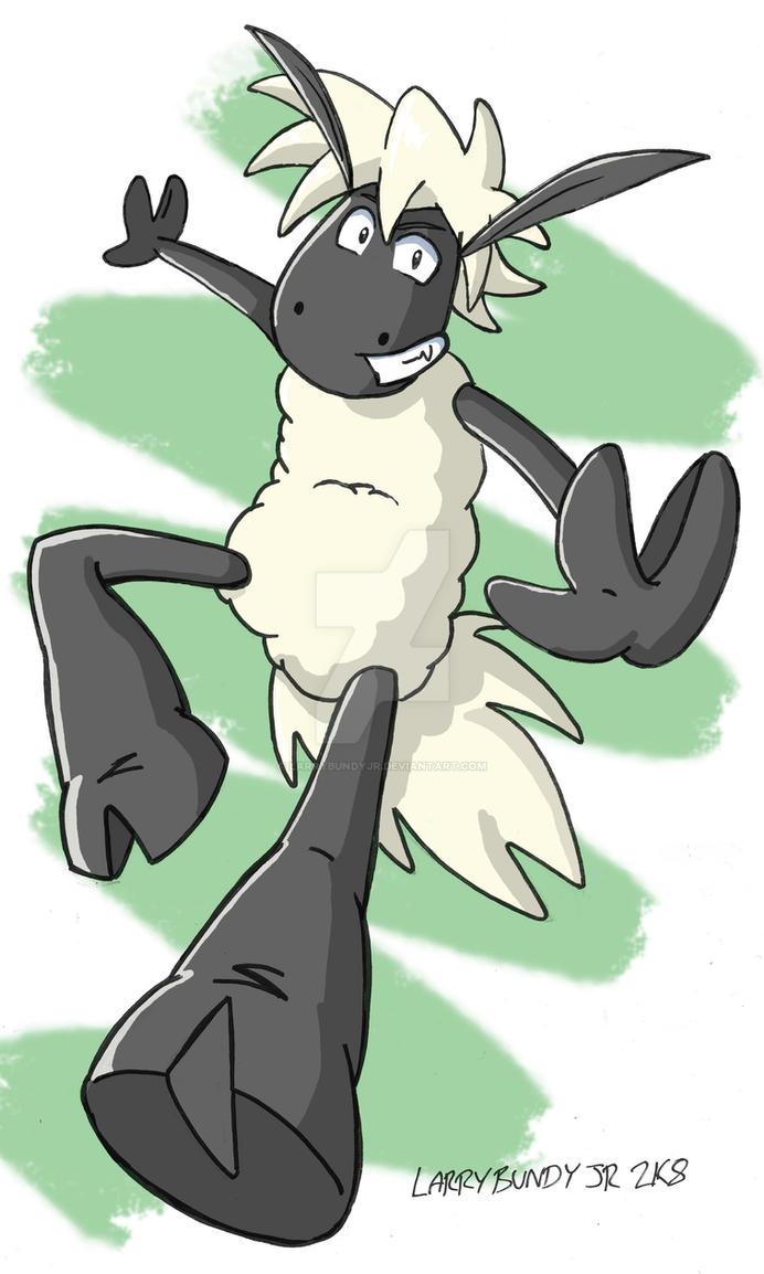 Shaun the Sheep Manga Anime by LarryBundyJr