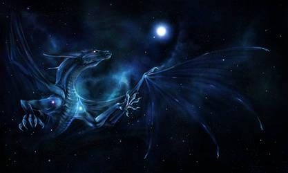 Sirius Star Dragon by soundbeing