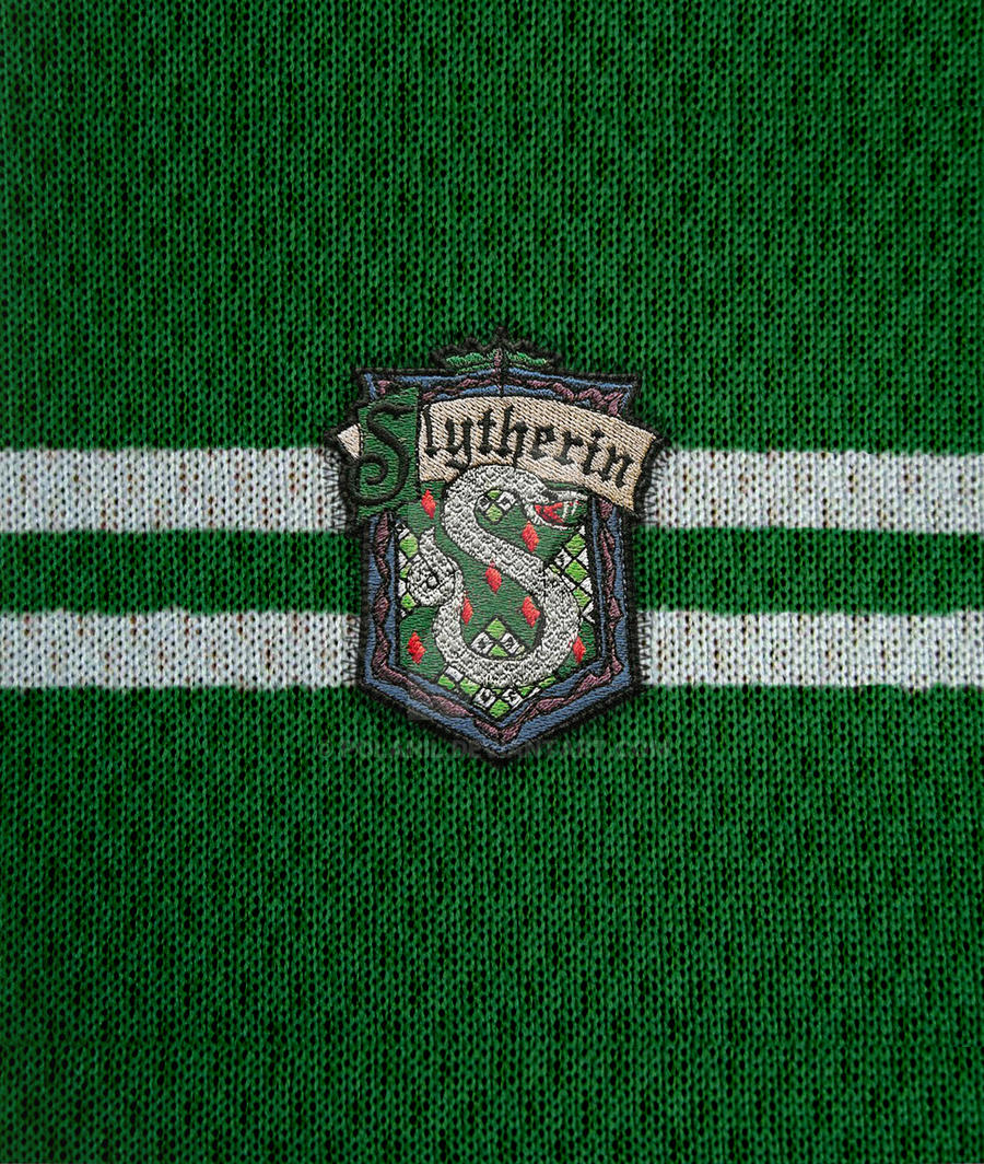 Slytherin Wallpaper: Slytherin Phone Wallpaper By PolaniL On DeviantArt