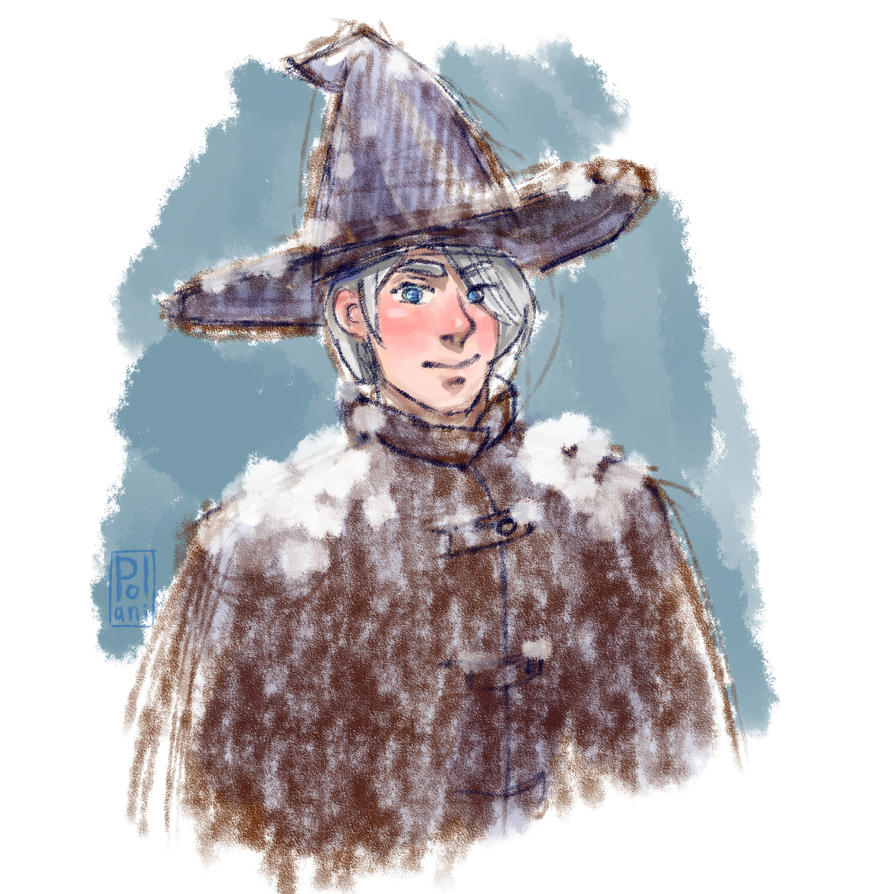 Wizard Victor by PolaniL