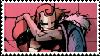 Science boyfriends stamp