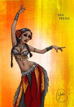 Jiva tribal dance
