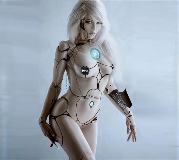 Cyborg by PurpishPanter