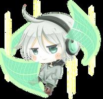 HBD Yuumei! by Ake-ru
