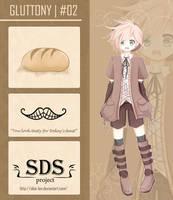SDS.P : Gluttony by Ake-ru