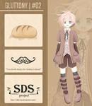 SDS.P : Gluttony