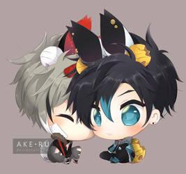 T: Bunnilu by Ake-ru