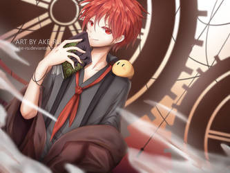 What's that by Ake-ru
