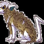 chibi for EmperorKuzcodaLlama by thelunacy-fringe