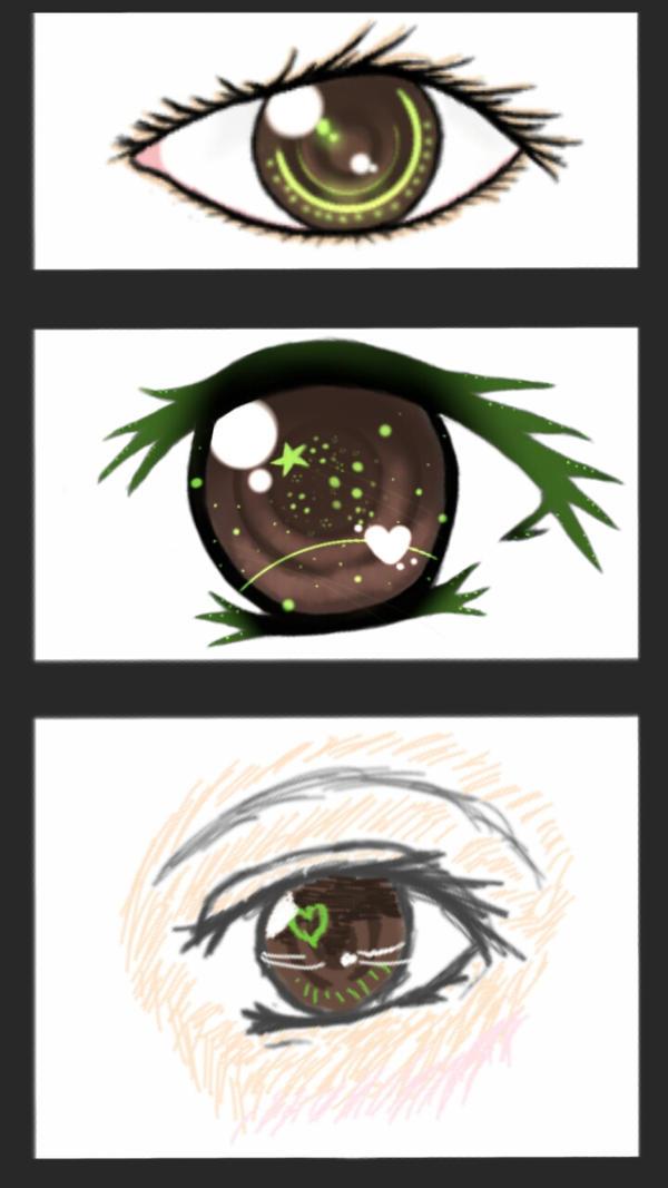 My eye Challenge by HeartOTheCresentMoon
