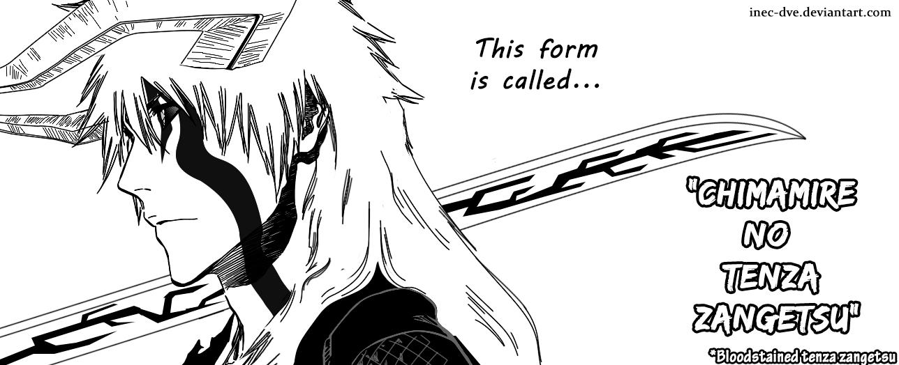 Zangetsu True Form