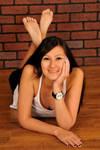 Stephanie Barefoot11 by dm0110