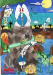Fan Art for WesleyFKMN and jamieyuki