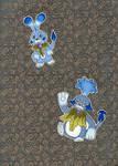 FKM #086 Sealga #087 Shirangle by Jai-Ti