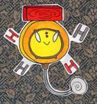 #012 Elefair #026 Chromna #091 Chinga (4) by Jai-Ti