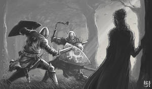 Forest Duel