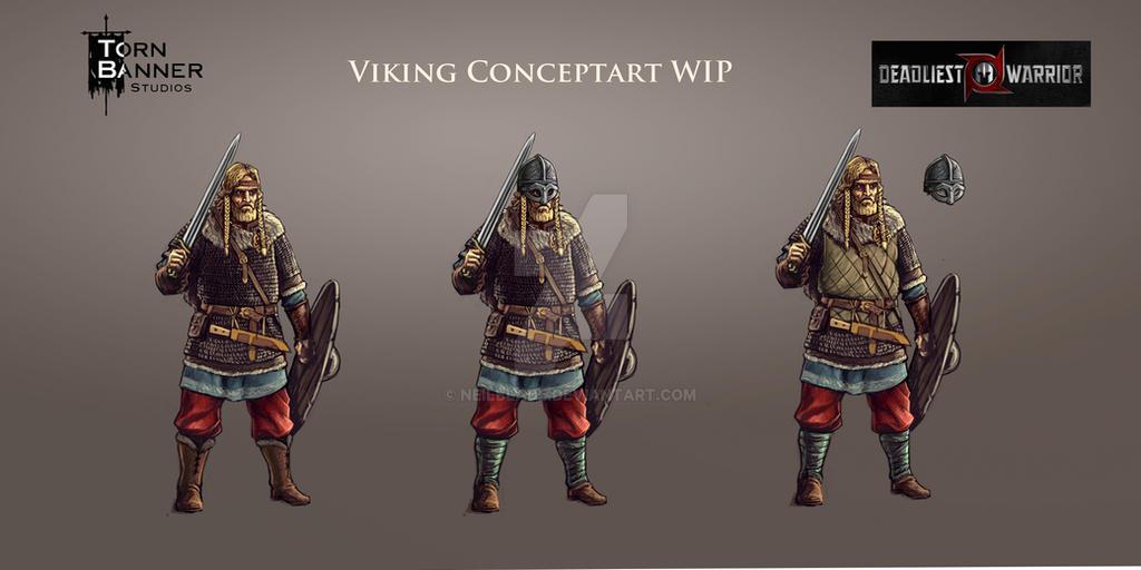 Viking by NeilBlade