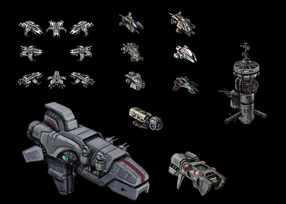 Fighter8sid Copy by NeilBlade
