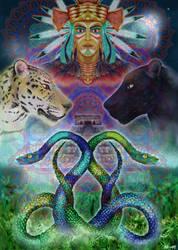 Jaguar Spirit by TedRaikas