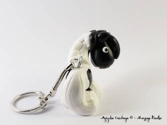 Custom horse - little Gypsy horse by AnimalisCreations