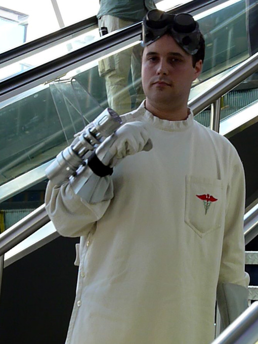 dr horrible cosplay by moon46 - Dr Horrible Halloween Costume