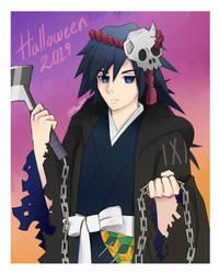 Halloween 2019 Giyuu Tomioka