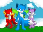 Fairy Fox Main Girls