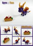 Spyro VS Taco