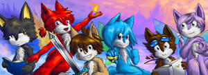 Fairy Foxes Group